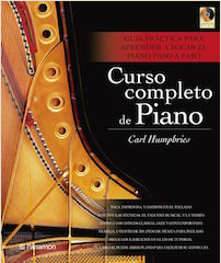 Curso completo de piano - Carl Humpries