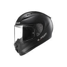 CASCO LS2 F323 ARROW NEGRO MATE en internet