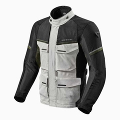 CAMPERA REVIT OUTBACK 3 SILVER GREEN