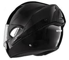 CASCO SHARK EVOLINE 3 MATT BLACK - comprar online