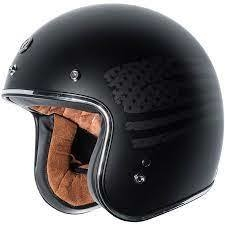 CASCO TORC T 50 FLAG FLAT BLACK