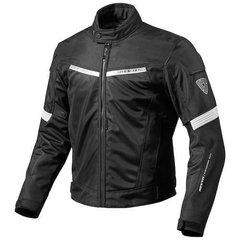 CAMPERA REVIT  AIRWAVE BLACK/SILVER