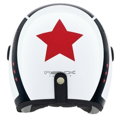 CASCO NEXX X70 G FORCE WHITE - comprar online