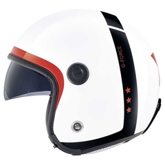 CASCO NEXX X70 G FORCE WHITE
