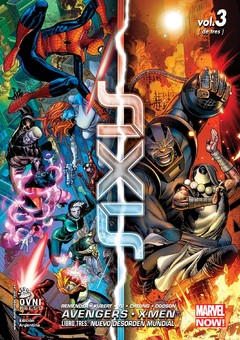 AXIS : Avengers - X-Men Vol. 03