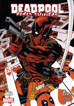 DEADPOOL REYES SUICIDAS vol 1