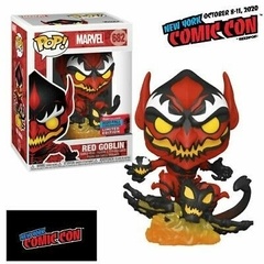 FUNKO POP! MARVEL COMICS *NYCC 2020* RED GOBLIN 682
