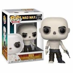 FUNKO POP! MOVIES: / MAD MAX FURY ROAD - NUX SHIRTLESS/ WHSKIN /CHROME (512)