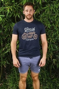 Remera Gargán Motorcycles - Ultra Slim Fit