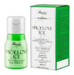 Kit 06 Gel Comestível Spicy Love Ice 15ml Pessini - Sex Sho na internet