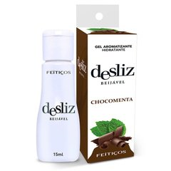 Desliz Chocomenta Gel Beijável Hot 15ml Feitiçoes - 7804