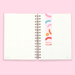 Cuaderno Bullet Journal Punteado A5 - BREAK en internet