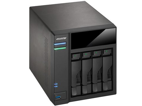 Sistemas de backup NAS ASUSTOR AS6104T RACK 2 BAIAS SEM DISCO na internet