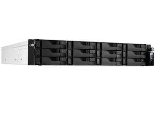 Sistemas de backup NAS ASUSTOR AS6212RD RACK 12 BAIAS SEM DISCO - comprar online