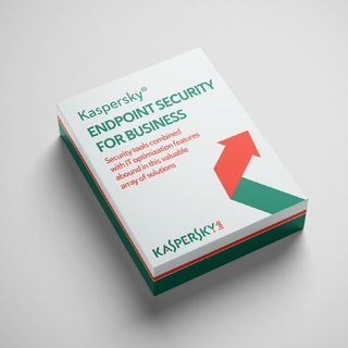 Kaspersky Endpoint Security for Business - Select Brazilian Edition, 10-14 Node 2 year Base License