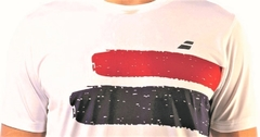 Remera Babolat Flag White en internet