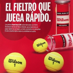 Wilson Padel Rush 100 - TennisHero e-shop