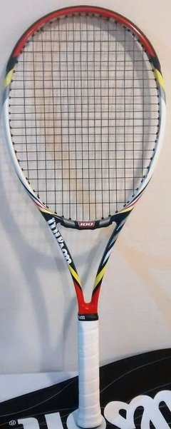 Wilson Steam 100 BLX (usada impecable)