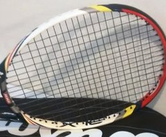 Wilson Steam 100 BLX (usada impecable) en internet