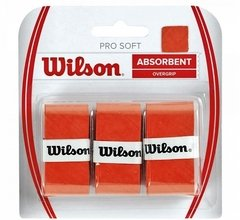 Wilson Pro Soft Overgrip pack x3 en internet