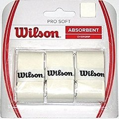Wilson Pro Soft Overgrip pack x3 - TennisHero e-shop