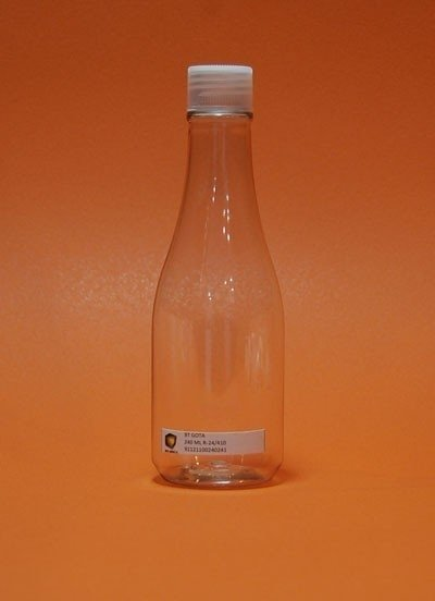 BOTELLA SALSERA 240 ML R-24/410