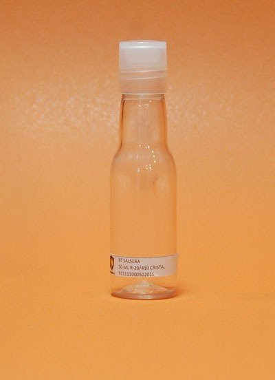 BOTELLA SALSERA 50 ML R-20/410