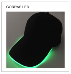 Gorras Led en internet