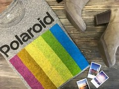 Remeras marca Polaroid - originales - USA - vintage