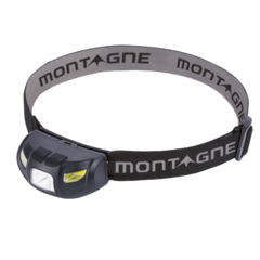 Linterna Headlamp Flashlight MONTAGNE