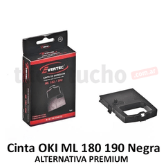 CINTA OKIDATA OKI ML 180 190 alternativa EVERTEC (OKI-320) - comprar online
