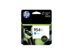 CARTUCHO HP 954XL CYAN ORIGINAL (L0S62AL)