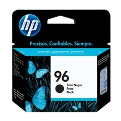 CARTUCHO HP 96 NEGRO ORIGINAL (C8767WL) en internet