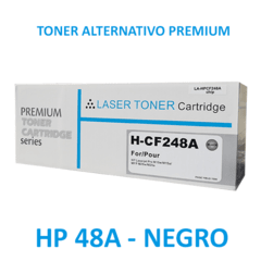 CARTUCHO HP 48A NEGRO (CF248A) TONER ALTERNATIVO PREMIUM * CON CHIP * en internet