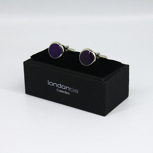 BARON CUFFLINKS - LONDON TIE