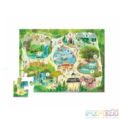 Puzzle x24 Can you Find Animales ZOO - comprar online