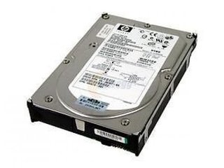 HD SCSI HP 146.8GB U320 10K 68 Pinos - 356990-B21