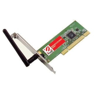 Placa de Rede Wireless PCI Encore, ENLWI-G2