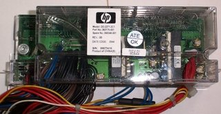 HP Power Supply Backplane for Proliant ML350 G4 - 382176-001
