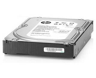 HD Interno HP 3TB 6G SATA 7.2K LFF Non-hot plug (628065-B21 3TB)