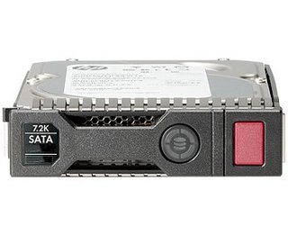 HD Interno HP 500GB 6G SATA 7.2K LFF 3.5in SC Mid (658071-B21)