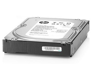 HD Interno HP 2TB 6G SATA 7.2K LFF Non-hot plug (659339-B21 2TB)