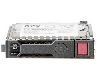 HD Interno HP HD 4TB 6G SATA 7.2K rpm LFF 3.5inch (693687-B21)