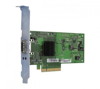 Controladora HBA Qlogic QLE7240-CK PCI-Express True high performance DDR 4x InfiniBand to PCI Express x8 Host Channel Adapter Single DDR 4X InfiniBand