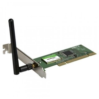 Placa de Rede Wireless Intelbras 54Mbps, WPG200
