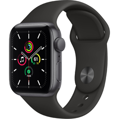 APPLE RELOJ IWATCH SERIE-SE 40MM SPACE GRAY (MYDP2LL/A)
