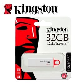 Pen Drive KINGSTON 32 GB USB 3.0 DTIG4 (0469)