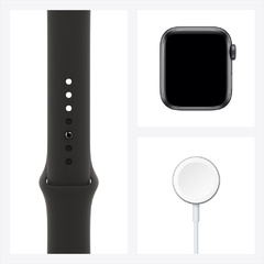 APPLE RELOJ IWATCH SERIE-SE 40MM SPACE GRAY (MYDP2LL/A) en internet