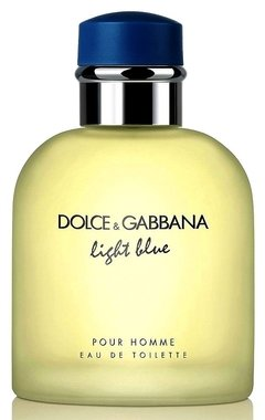 Dolce & Gabbana Light Blue pour Homme EDT x 125 ml