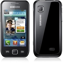 "SAMSUNG WAVE 525 GT-S5250 LCD 3.2"", FULL TOUCH SCREEN, CAM 3.2, GPS QUAD-BAND - comprar online"